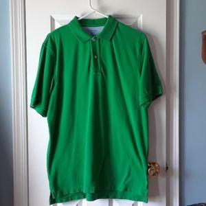 Men's Lands End shirt Medium tall